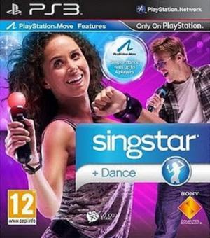 Echanger le jeu Singstar Dance (Playstation Move conseillé) sur PS3
