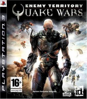 Echanger le jeu Enemy Territory Quake Wars sur PS3