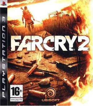 Echanger le jeu Far Cry 2 sur PS3
