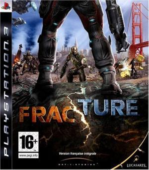 Echanger le jeu Fracture sur PS3