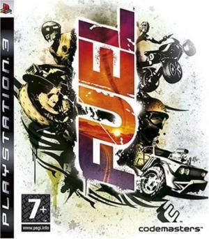 Echanger le jeu Fuel sur PS3