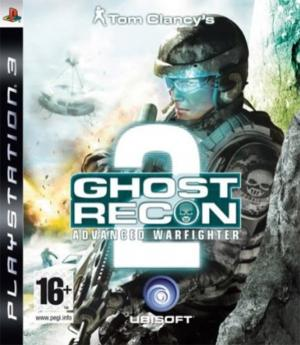 Echanger le jeu GRAW 2 - Ghost Recon ADV Warfighter 2 sur PS3