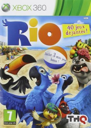 Echanger le jeu Rio sur Xbox 360