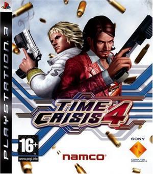 Echanger le jeu Time Crisis 4 sur PS3
