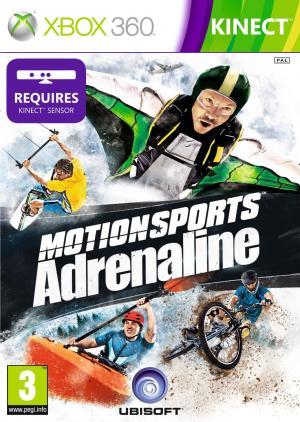 Echanger le jeu Motionsports Adrenaline sur Xbox 360