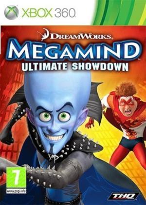 Echanger le jeu Megamind sur Xbox 360