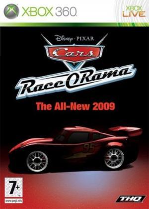 Echanger le jeu Cars Race O Rama sur Xbox 360