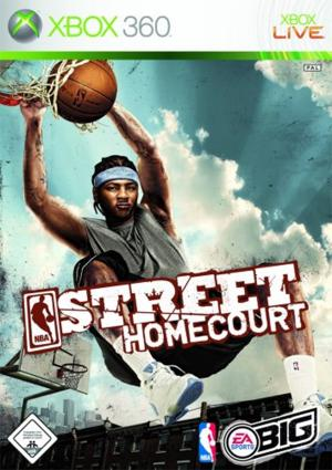 Echanger le jeu NBA Street Homecourt  sur Xbox 360