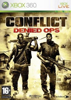 Echanger le jeu Conflict Denied Ops sur Xbox 360