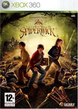 Echanger le jeu Les Chroniques de Spiderwick sur Xbox 360
