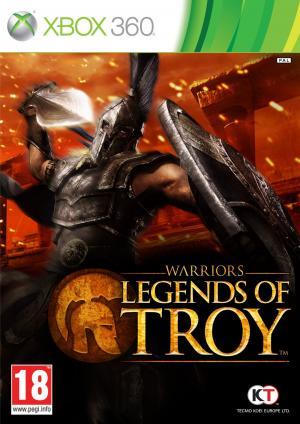 Echanger le jeu Warriors : Legends of Troy sur Xbox 360