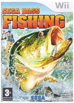 Echanger le jeu Sega Bass Fishing sur Wii