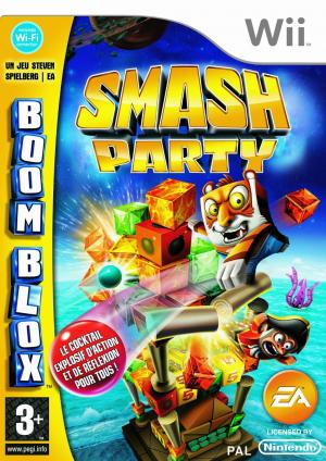 Echanger le jeu Boom Blox Smash Party sur Wii