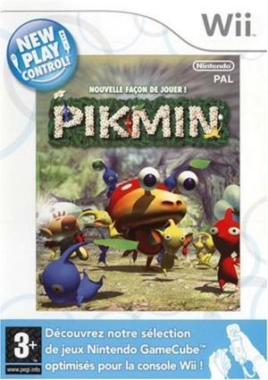 Echanger le jeu Pikmin sur Wii