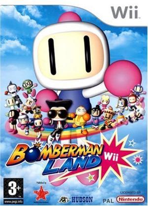 Echanger le jeu Bomberman Land sur Wii