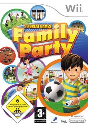 Echanger le jeu Family Party 30 minis jeux sur Wii