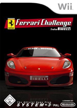 Echanger le jeu Ferrari 430 Challenge sur Wii