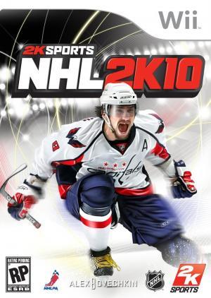 Echanger le jeu NHL 2K10 sur Wii