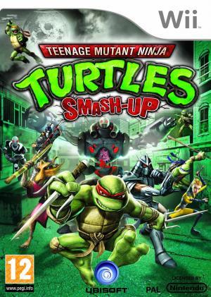 Echanger le jeu Teenage Mutant Ninja Turtles Smash Up sur Wii