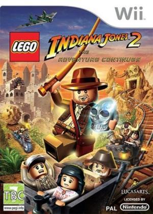 Echanger le jeu LEGO Indiana Jones 2 : L'Aventure Continue sur Wii