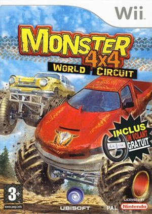 Echanger le jeu Monster 4x4 World Circuit sur Wii