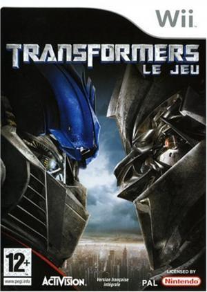 Echanger le jeu Transformers sur Wii