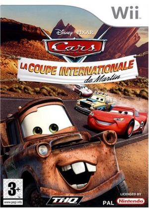 Echanger le jeu Cars : La Coupe Internationale de Martin sur Wii
