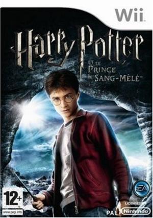 Echanger le jeu Harry potter et le prince de sang-mele sur Wii