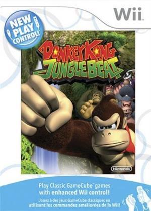 Echanger le jeu Donkey Kong Jungle Beat sur Wii