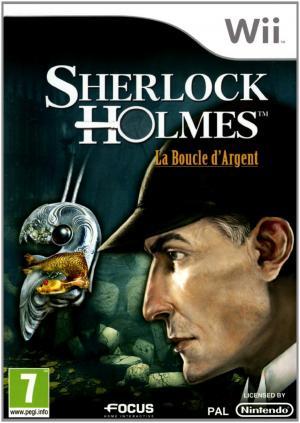 Echanger le jeu Sherlock Holmes La boucle d'argent sur Wii