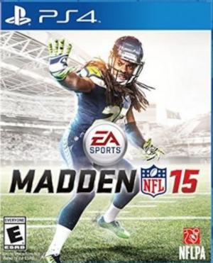 Echanger le jeu Madden NFL 15 sur PS4