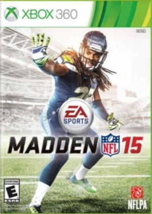 Echanger le jeu Madden NFL 15 sur Xbox 360