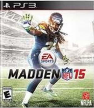 Echanger le jeu Madden NFL 15 sur PS3