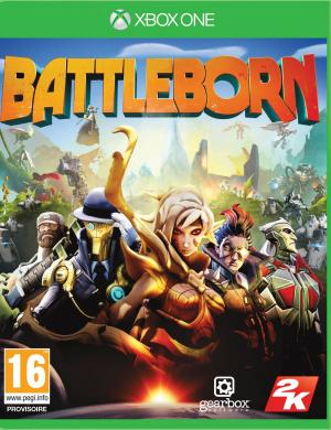 Echanger le jeu Battleborn sur Xbox One