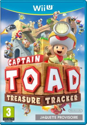 Echanger le jeu Captain Toad : Treasure Tracker sur Wii U