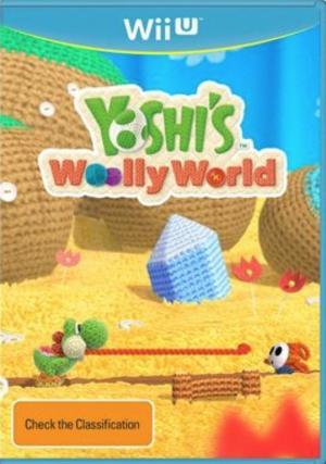 Echanger le jeu Yoshi's Woolly World  sur Wii U