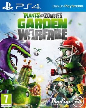 Echanger le jeu Plants vs Zombie : Garden Warfare (PS+ obligatoire) sur PS4