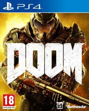 Echanger le jeu Doom sur PS4