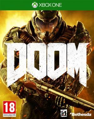 Echanger le jeu Doom sur Xbox One