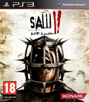 Echanger le jeu Saw II, Flesh & Blood sur PS3