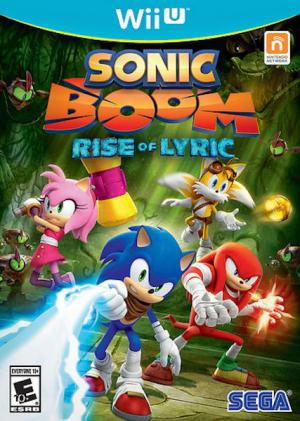 Echanger le jeu Sonic Boom : L'ascension de Lyric sur Wii U
