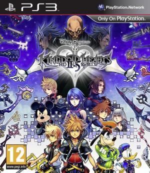 Echanger le jeu Kingdom Hearts 2.5 sur PS3