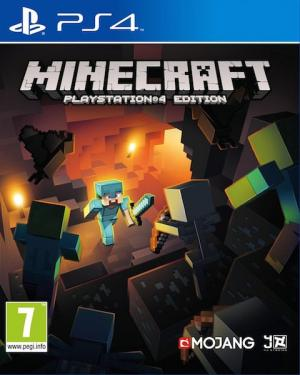 Echanger le jeu Minecraft sur PS4