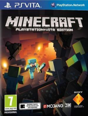 Echanger le jeu Minecraft sur PS Vita