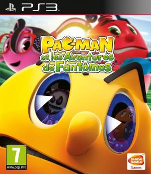 Echanger le jeu Pac-Man & les aventures de fantômes sur PS3