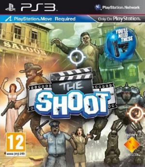 Echanger le jeu The Shoot (Playstation Move exigé) sur PS3