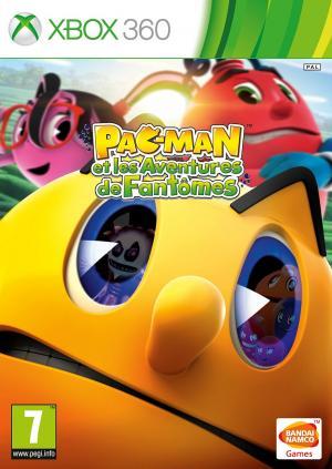 Echanger le jeu Pac-Man & les aventures de fantômes sur Xbox 360