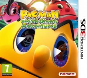 Echanger le jeu Pac-Man & les aventures de fantômes sur 3DS