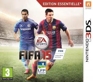 Echanger le jeu FIFA 15 sur 3DS