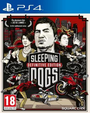Echanger le jeu Sleeping Dogs - Definitive Edition sur PS4